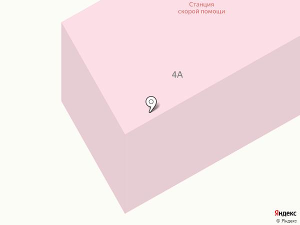Пожарная часть на карте Чигирей