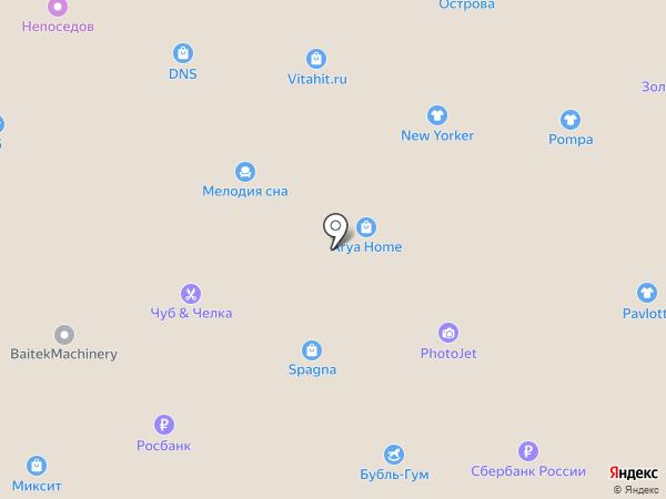 acoola на карте Благовещенска