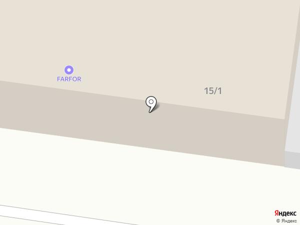 VINCODEAUTO на карте Благовещенска