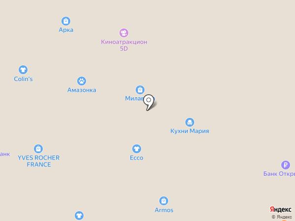 Чехландия на карте Благовещенска