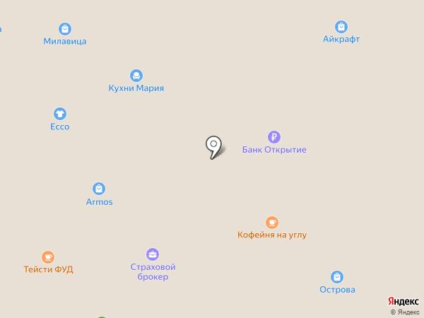 Nomination на карте Благовещенска