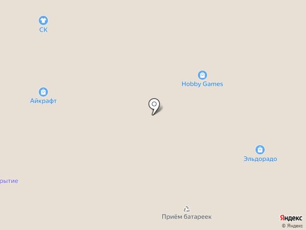 LINE на карте Благовещенска