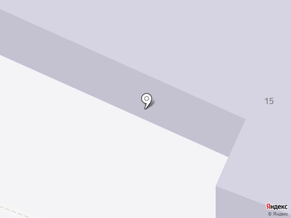 Школа №16 города Благовещенска на карте Благовещенска