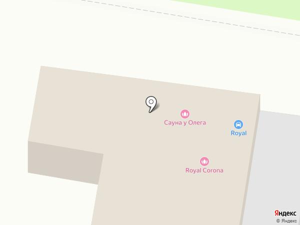 У Олега на карте Благовещенска