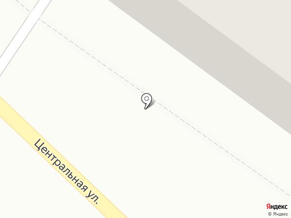 Магнолия на карте Чигирей
