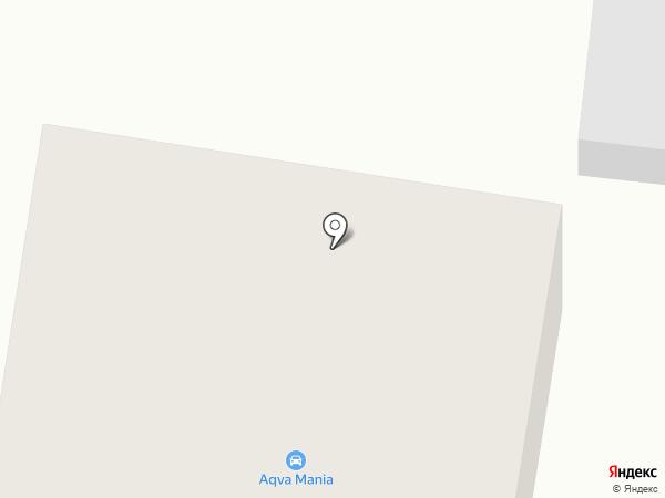AQUA MANIA на карте Благовещенска