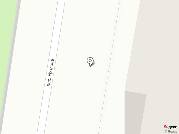 ВСК, САО на карте Благовещенска