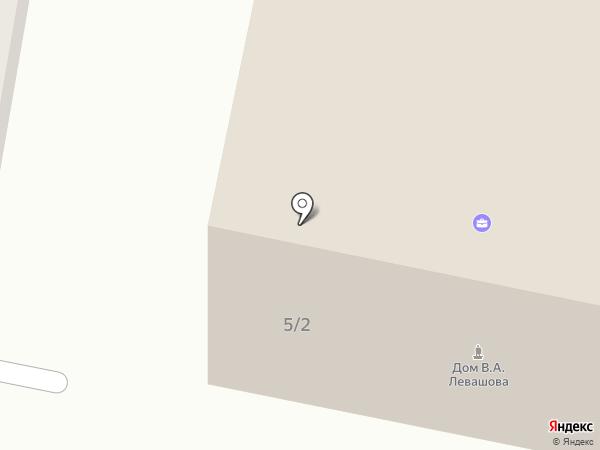 РИО на карте Благовещенска