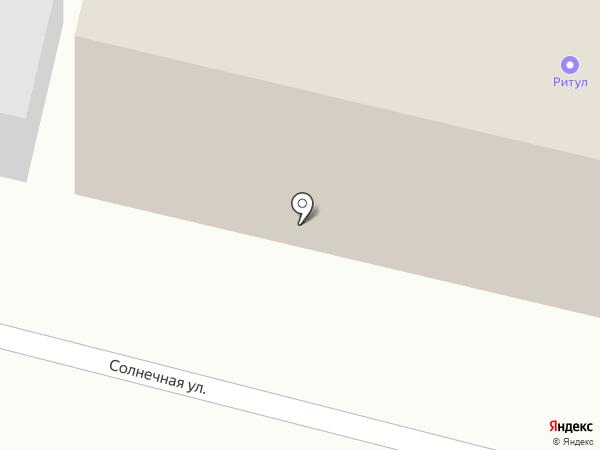 Мемориальное предприятие Ритуальные услуги на карте Чигирей