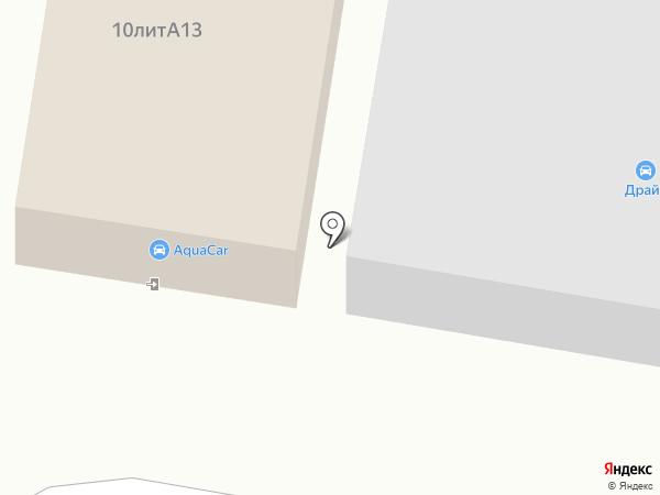 Драйв на карте Благовещенска