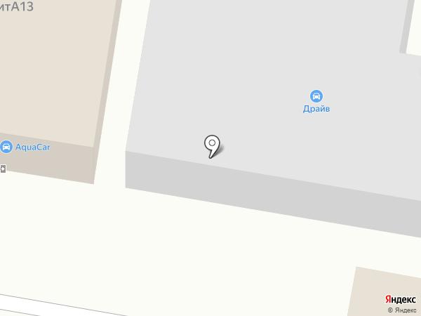 Лайнекс-Амур на карте Благовещенска