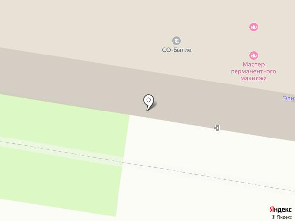 Аспект на карте Благовещенска