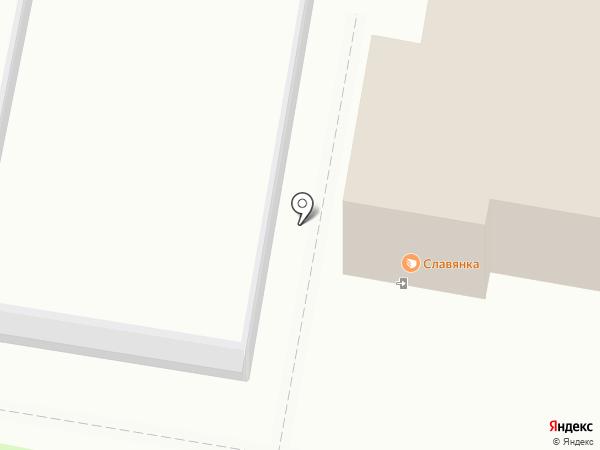 Центр пола на карте Благовещенска