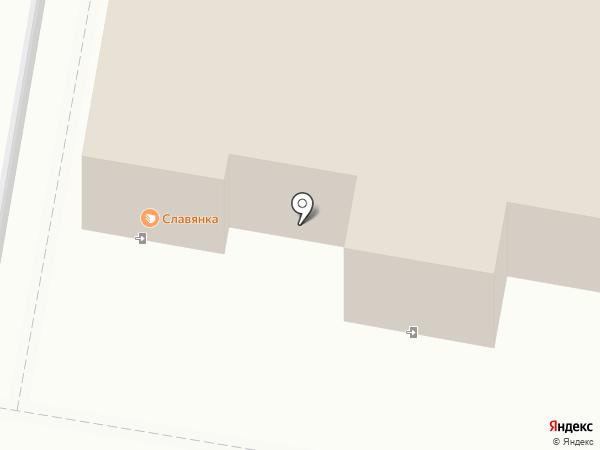 DNS на карте Благовещенска