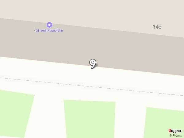 Пьяный Кролик на карте Благовещенска