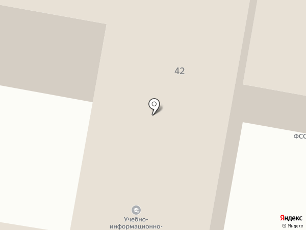 Учебный информационно-методический центр труда, НОУ ДОВ на карте Благовещенска