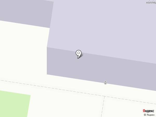 Амурский аграрный колледж на карте Благовещенска