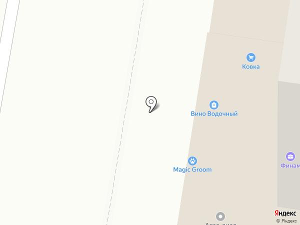 АвтоюрисТ на карте Благовещенска