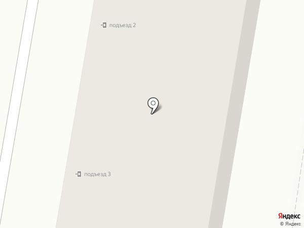 Амадея на карте Благовещенска