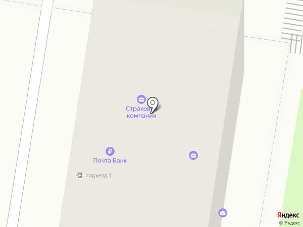 Нотариус Пикалова Т.А. на карте Благовещенска