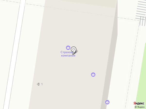 Нотариус Воложанина Н.А. на карте Благовещенска