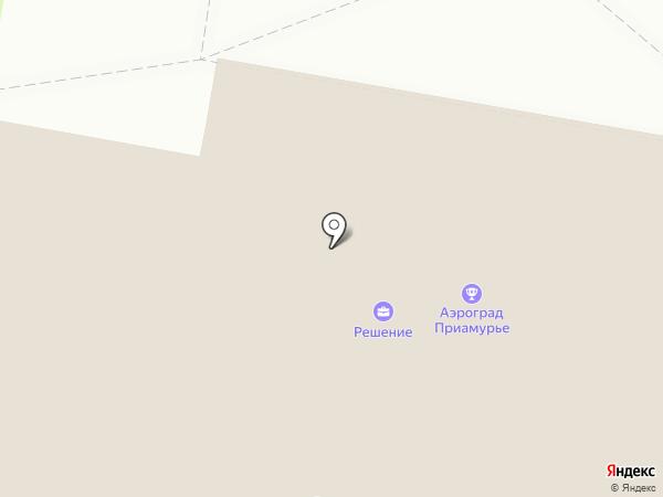 Адвокатский кабинет Бабича В.В. на карте Благовещенска