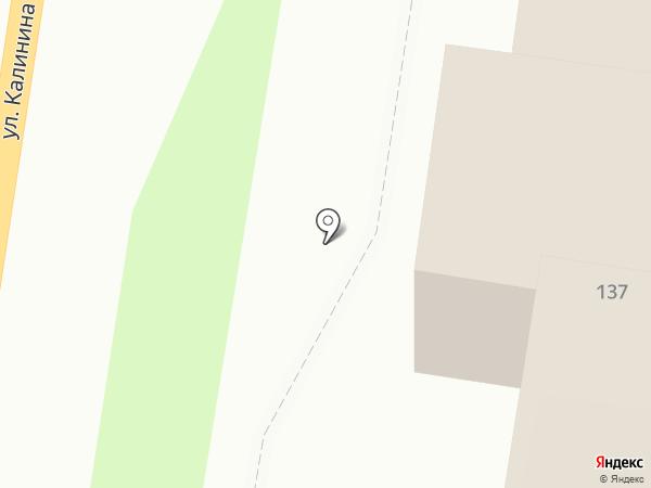 Фермерский на карте Благовещенска