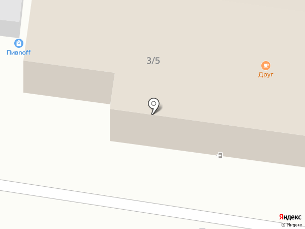 BURBON фьюжн на карте Благовещенска