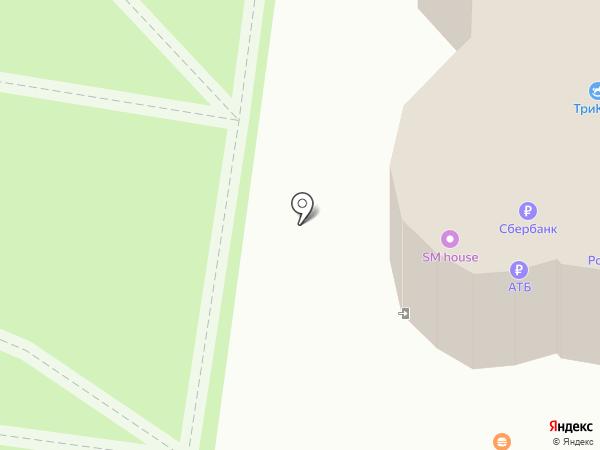 Банкомат, АКБ Связь-банк, ПАО на карте Благовещенска