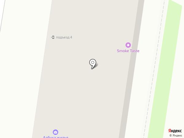 Аура на карте Благовещенска