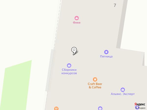 Пятница на карте Благовещенска