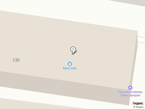 ТрансКонтейнер, ПАО на карте Благовещенска
