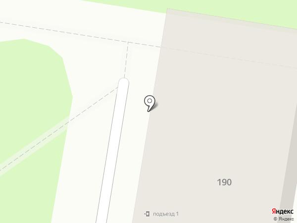 Нотариус Малиновская С.А. на карте Благовещенска