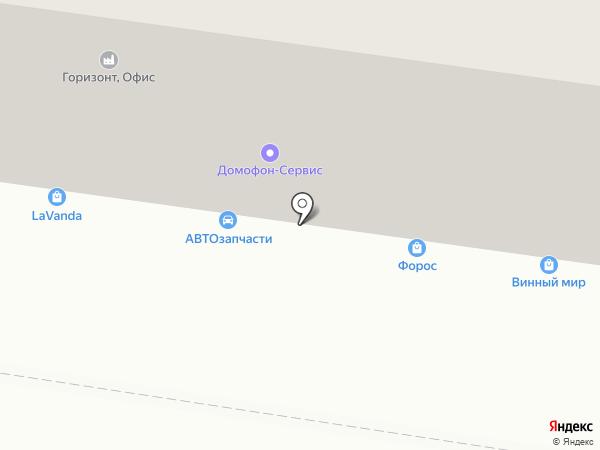 Домофон-Сервис на карте Благовещенска