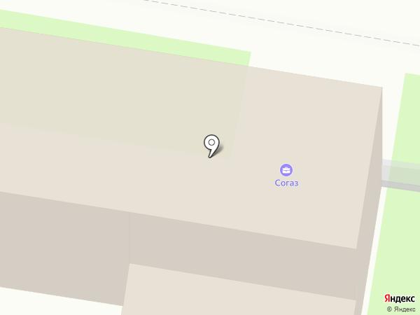 Отдел материально-технического обеспечения на карте Благовещенска
