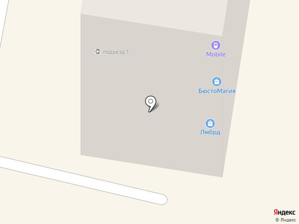 Компания на карте Благовещенска