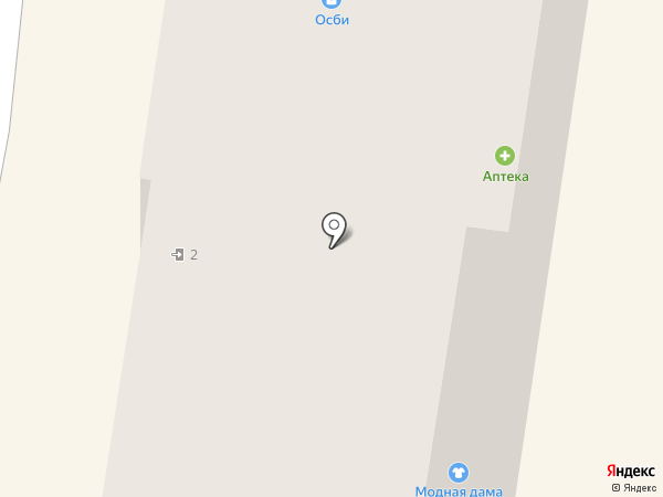 Панацея на карте Благовещенска