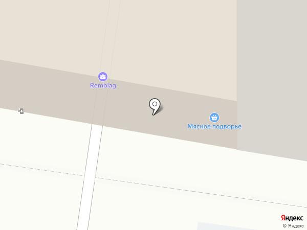 Амур Сервис на карте Благовещенска