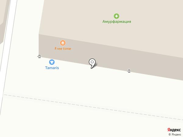 Zommer на карте Благовещенска