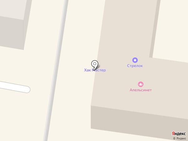 Каролина на карте Благовещенска