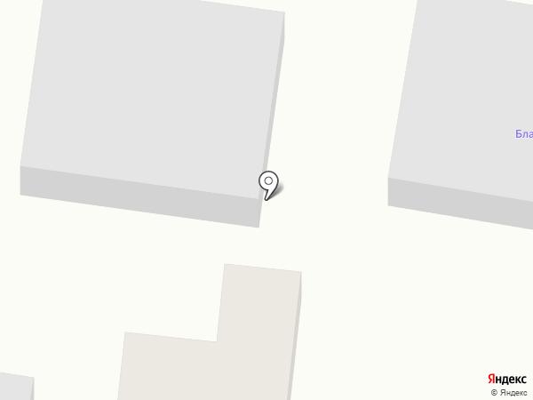 Tekton-Master на карте Благовещенска
