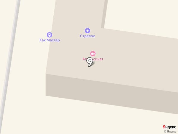 ТианДэ на карте Благовещенска