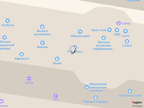 Богиня на карте Благовещенска