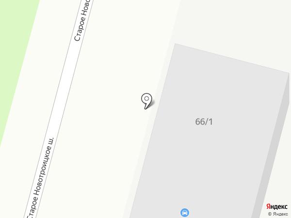 Ремавто на карте Благовещенска