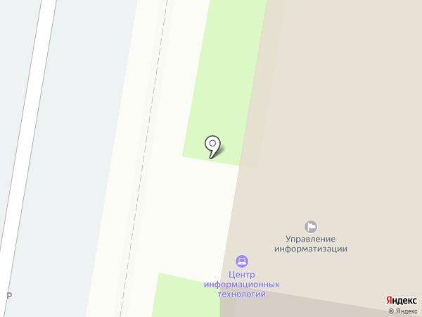 Центр информационных технологий Амурской области на карте Благовещенска
