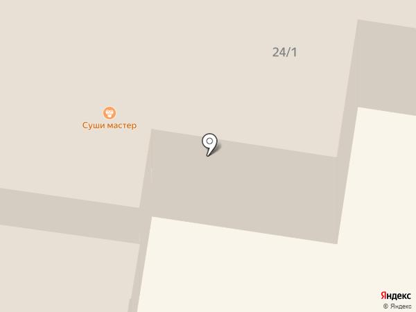 Brooklyn BARBER на карте Благовещенска