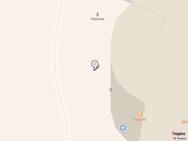 Синнаролл на карте Благовещенска