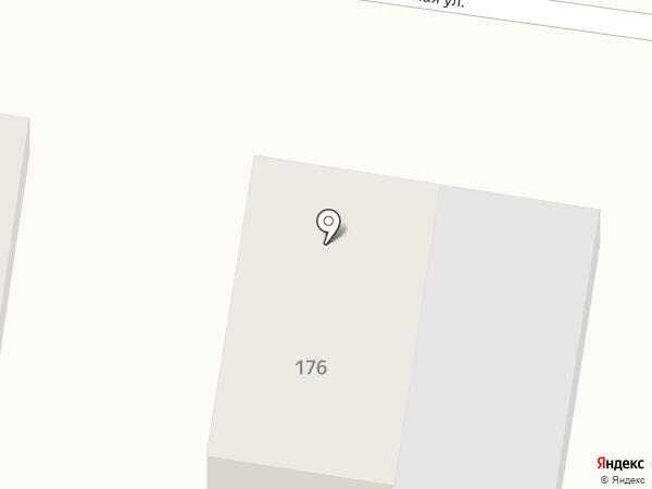 Авто`S CLINIC на карте Благовещенска