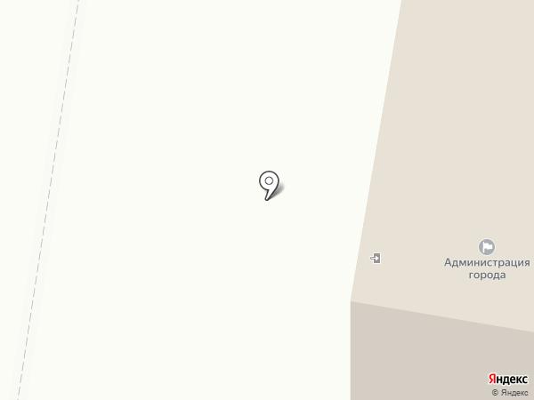 Администрация г. Благовещенска на карте Благовещенска