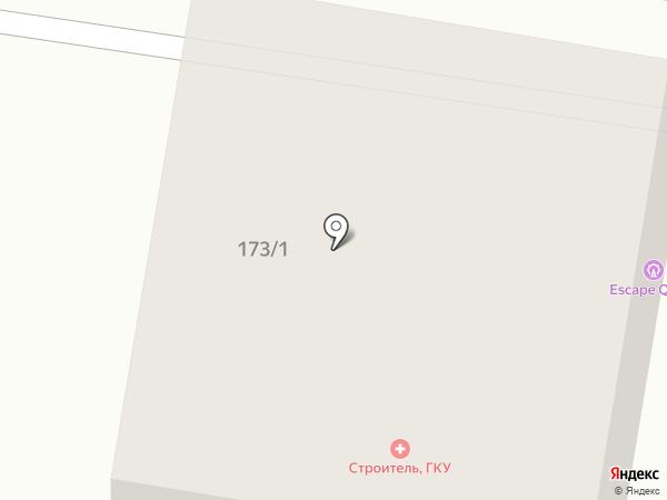 ESCAPE QUEST на карте Благовещенска